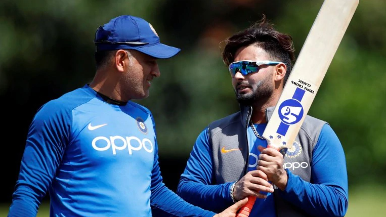 MS Dhoni is like a mentor to me, says Rishabh Pant