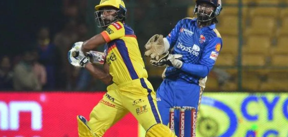 Mysuru Warriors pulled off a spectacular chase against Bellary Tuskers | Twitter