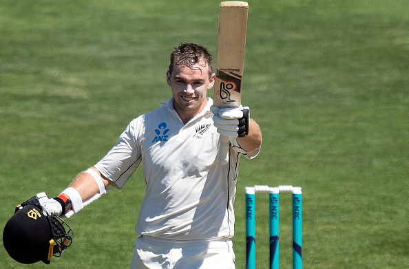 Tom Latham scored 264* in New Zealand's first innings | Getty Images