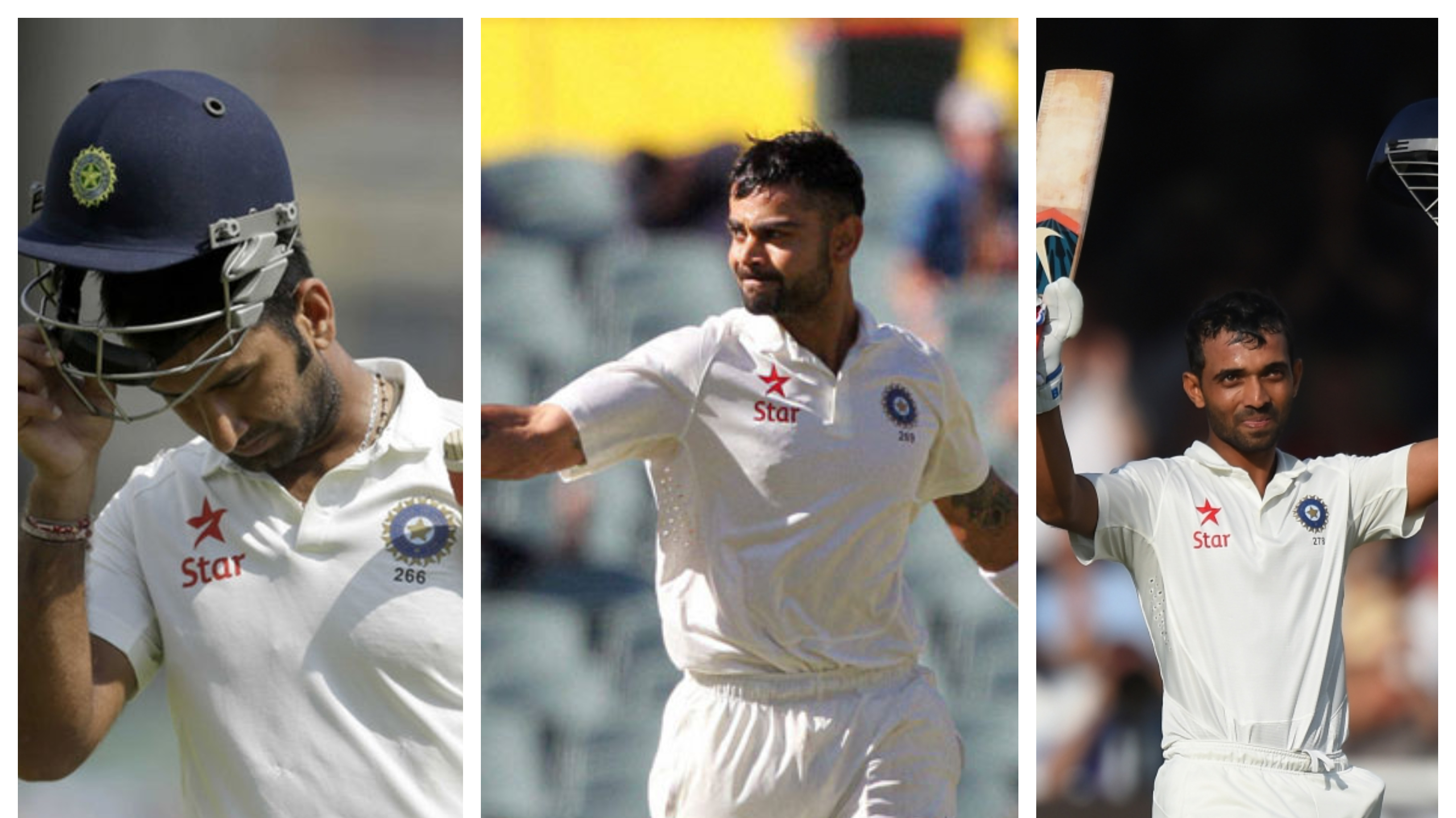 ENG vs IND 2018: Strengths and Weaknesses of India's best batsmen in England