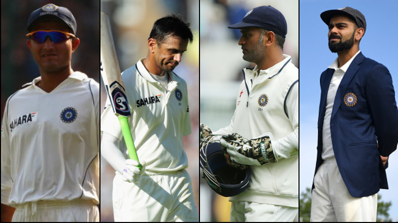 Fans pick their favorite Indian Test captain among Sourav Ganguly, MS Dhoni, Rahul Dravid and Virat Kohli