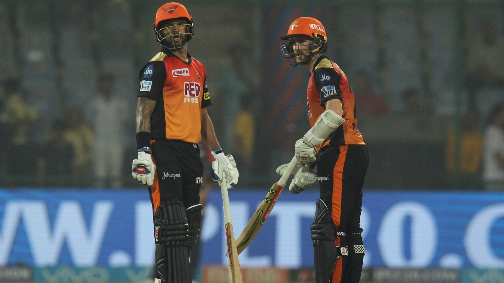 IPL 2018: Twitter reacts as Dhawan-Williamson batting masterclass put SRH in a commanding position against CSK