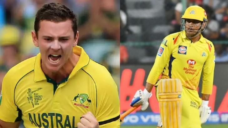 IPL 2020: Josh Hazlewood eager to play under MS Dhoni, says