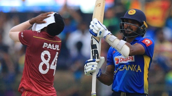 SL v WI 2020: 'I had the confidence of playing such innings' - Hasaranga on his match-winning 42* in 1st ODI