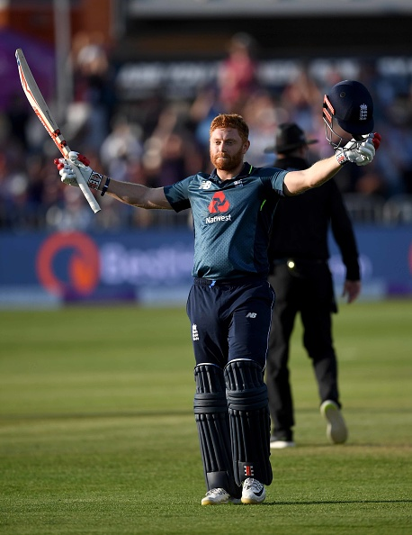 Bairstow's brilliant 128 off just 93 deliveries helped England to beat Pakistan | Getty Images
