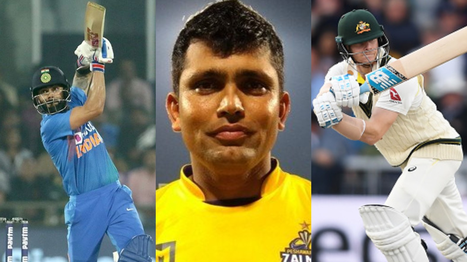 Kamran Akmal chooses the best ever among Virat Kohli, Joe Root, and Steve Smith