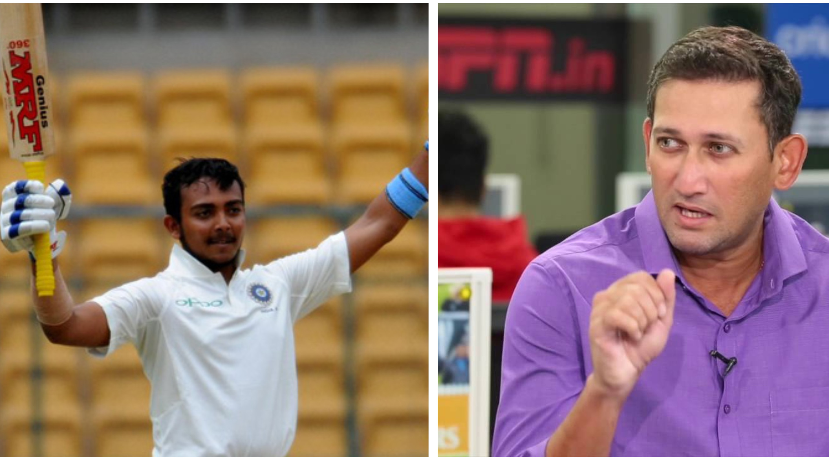 I can't see why Prithvi Shaw isn't ready to play for India, says Ajit Agarkar