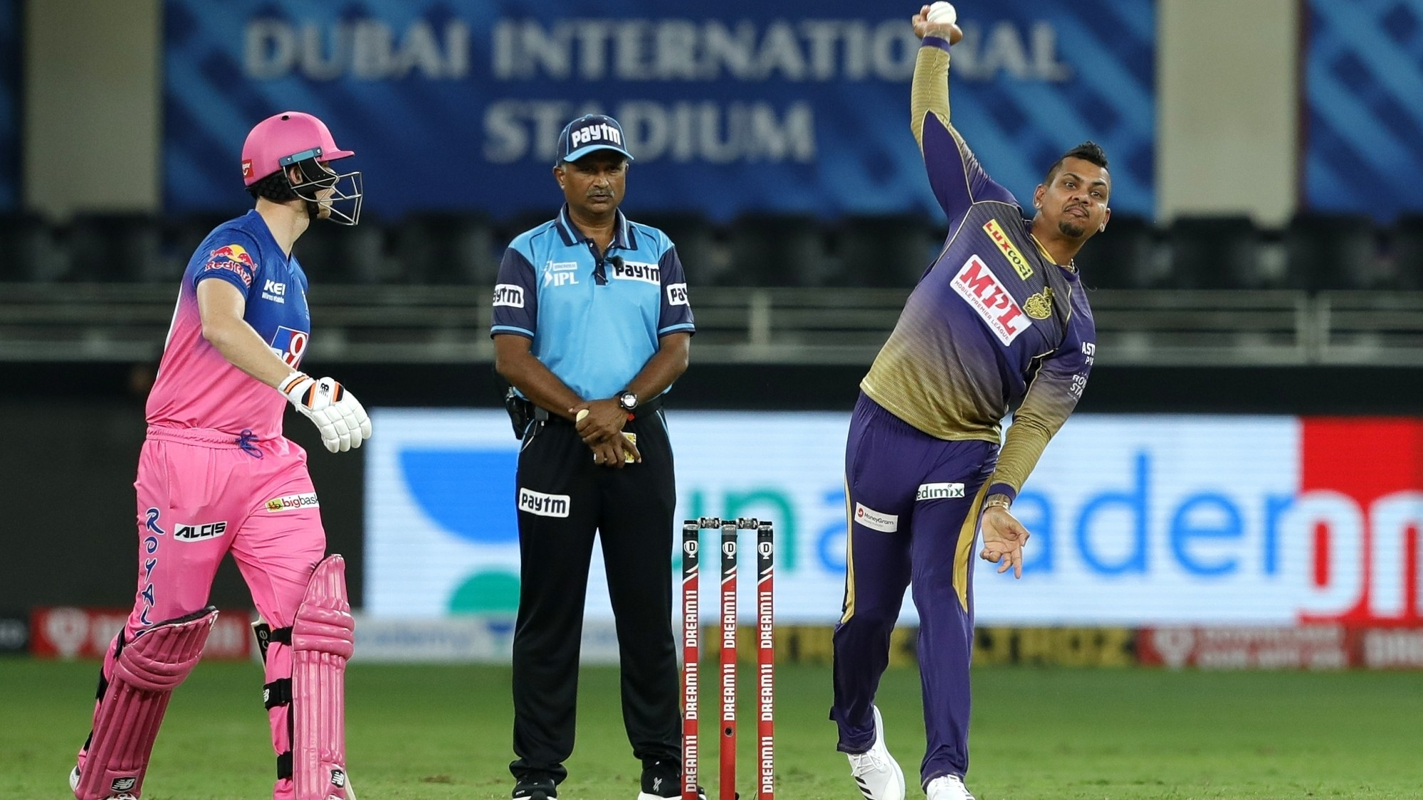 IPL 2020: Sunil Narine reported for suspect bowling action, placed in 'warning list'