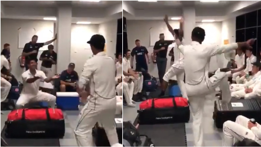 PAK v NZ 2018: WATCH- New Zealand players dance on 'Mundian To Bach Ke' after first Test win vs Pakistan