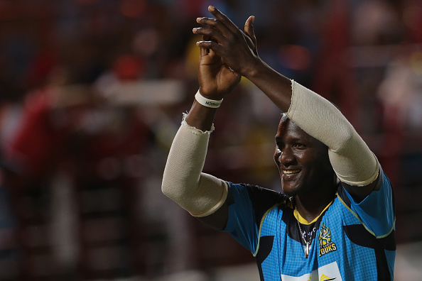 Darren Sammy | GETTY