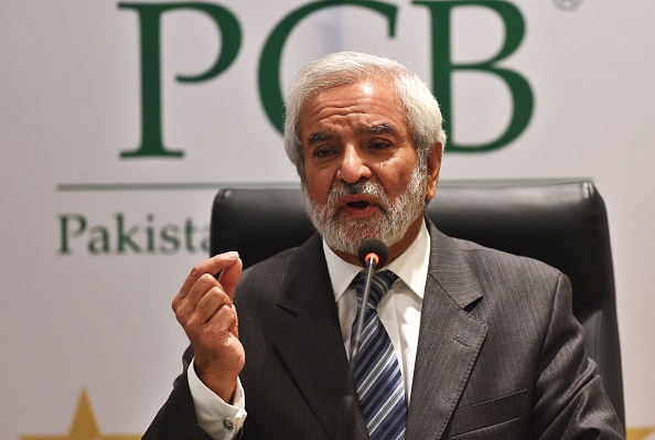 Ehsan Mani, Head of Pakistan Cricket Board | Getty Images