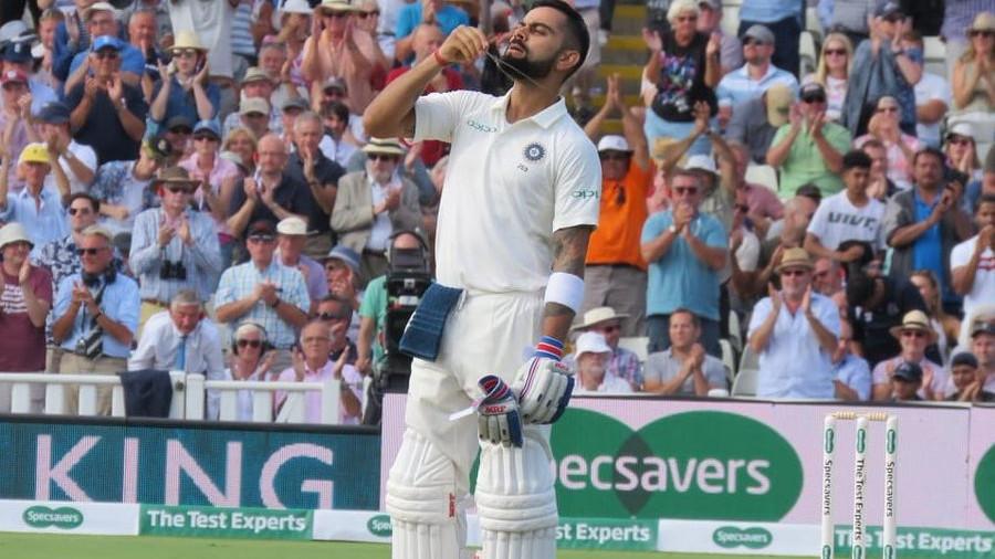 ENG v IND 2021: Fans hyped up for Test series after Virat Kohli's war cry