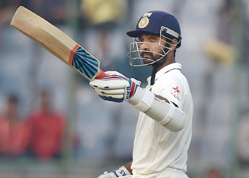 Ajinkya Rahane was dropped from the team in the first Test at Cape Town | AFP