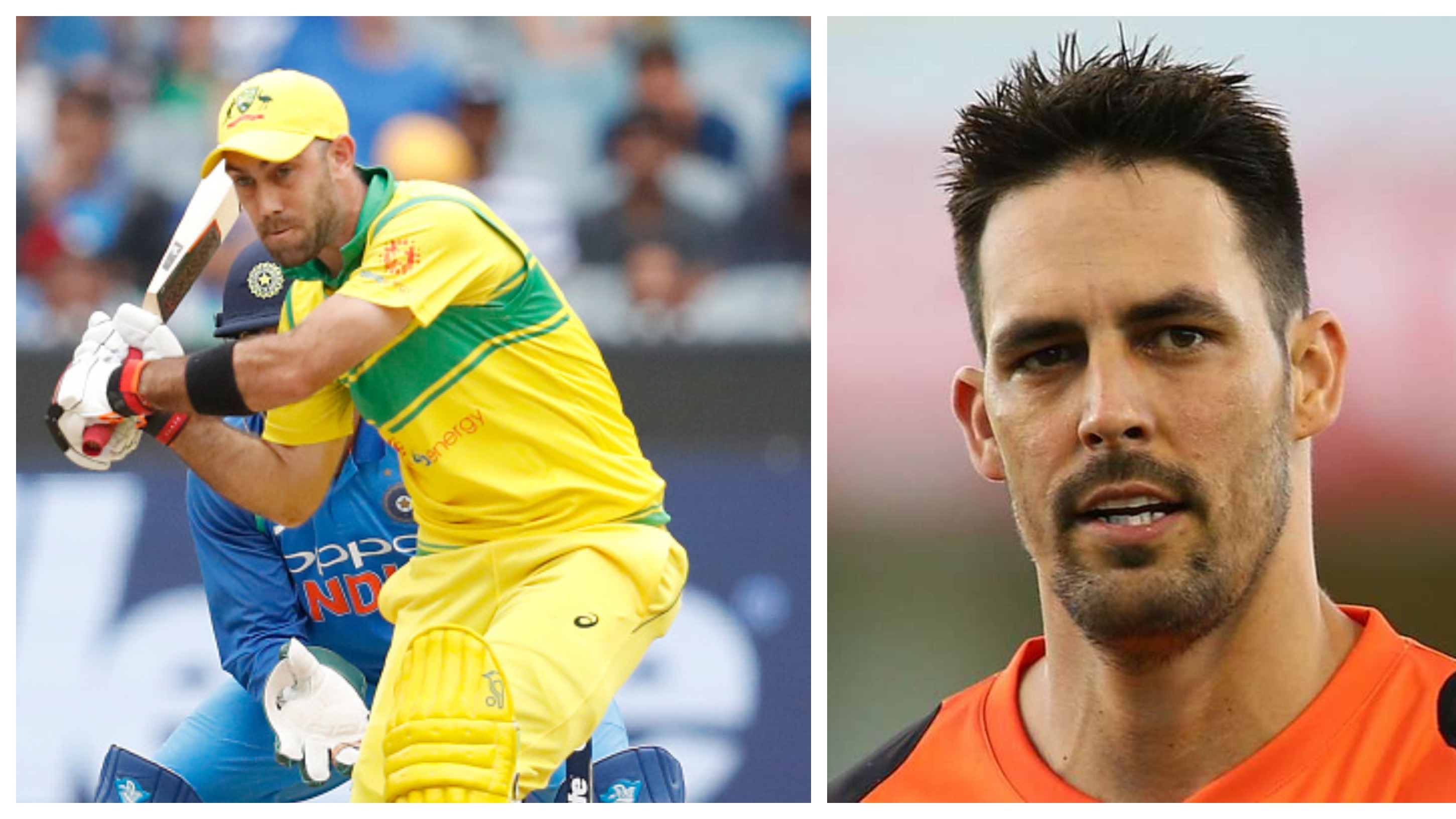 Mitchell Johnson advocates Maxwell as Australia's captain for the 2019 World Cup