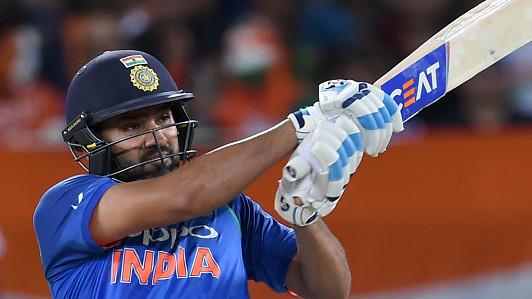 Rohit Sharma says team management looking to give consistency to middle order aspirants