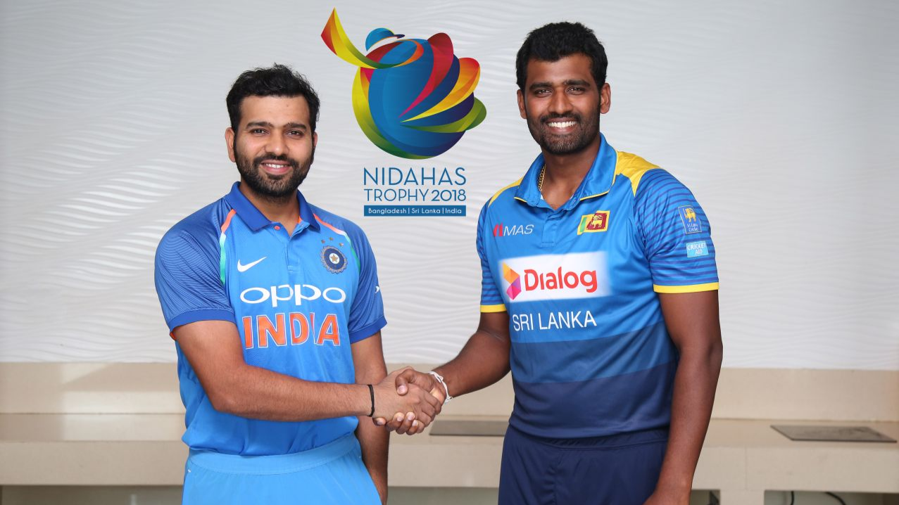 All details regarding the Nidahas T20I Tri  series - opener