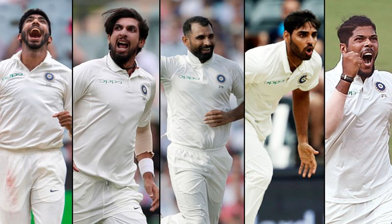 The Indian fast bowling unit is stronger than ever