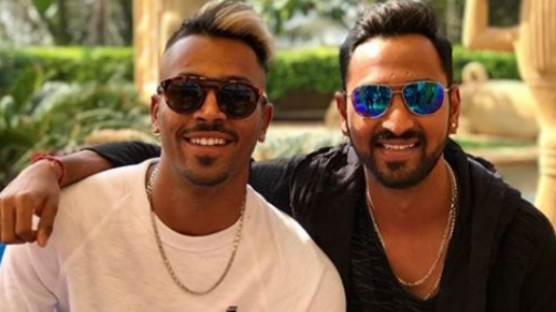 WATCH - Krunal Pandya advices brother Hardik to 'grow up' before getting married