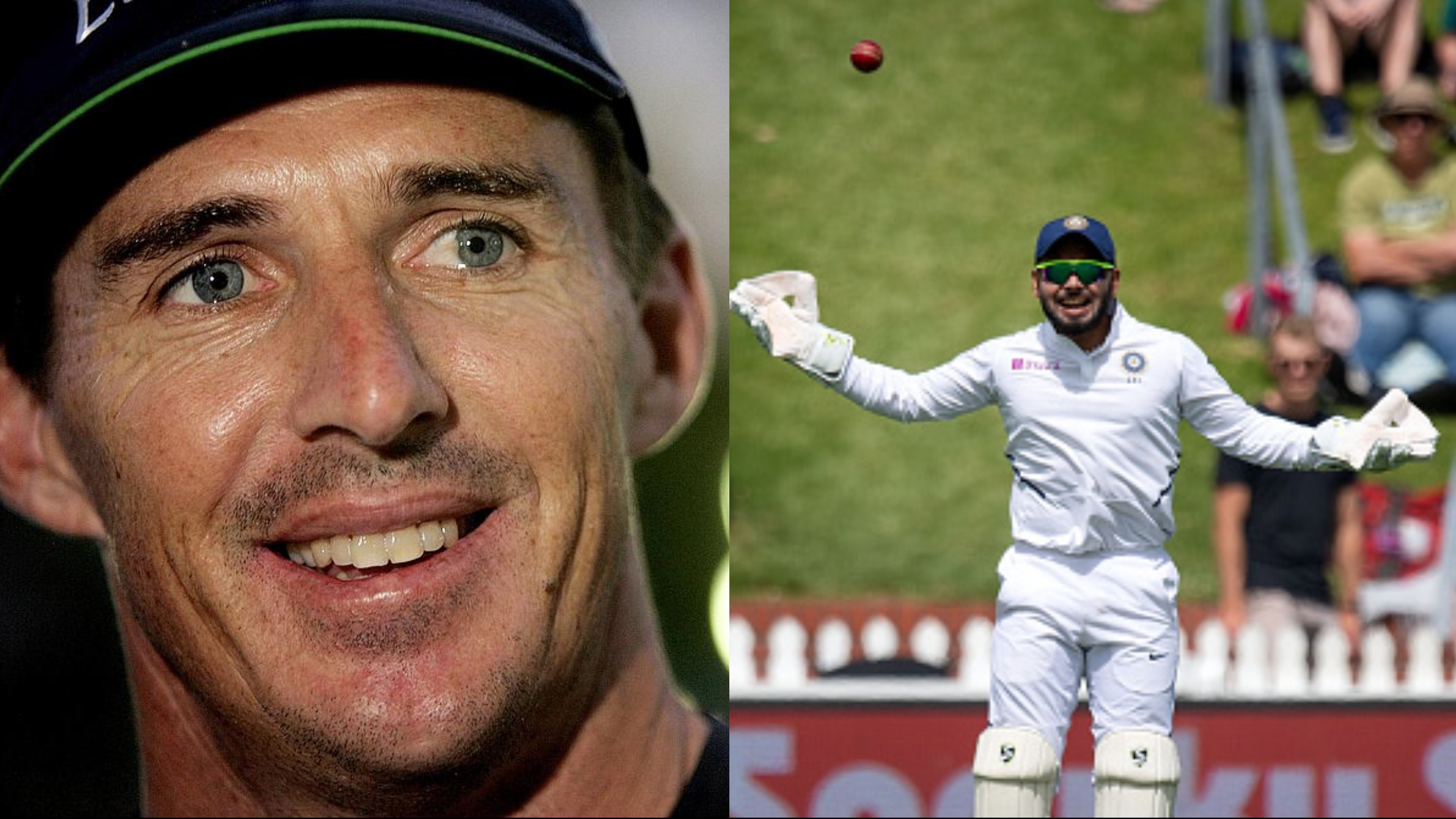 Brad Hogg explains how Rishabh Pant can become one of the best in cricket
