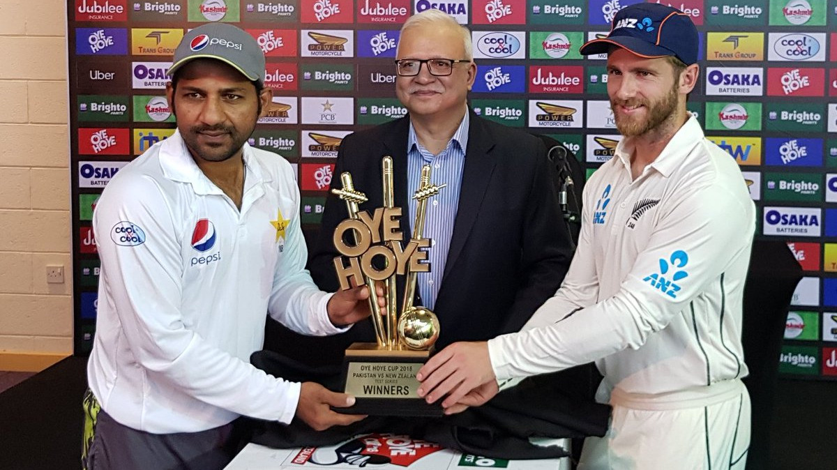 PAK v NZ 2018: Third Test - Statistical Preview