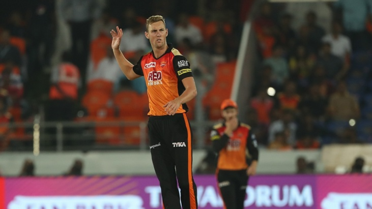 Twitter turns the tall SRH pacer Billy Stanlake into a meme