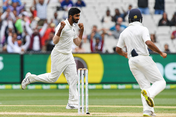 Bumrah was the joint-highest wicket-taker in Australia Test series | Getty