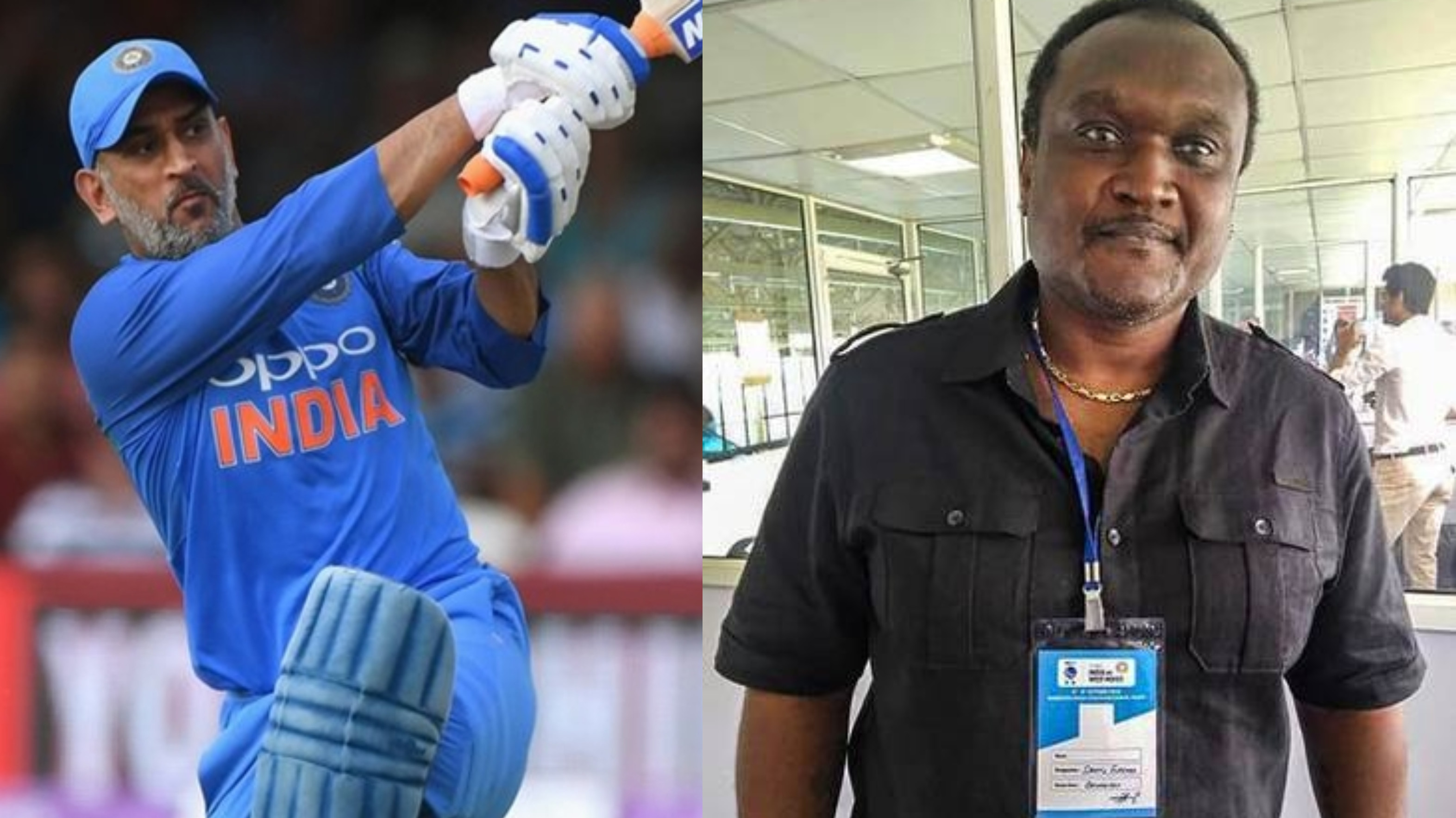 Carl Hooper says MS Dhoni will definitely play in World Cup 2019