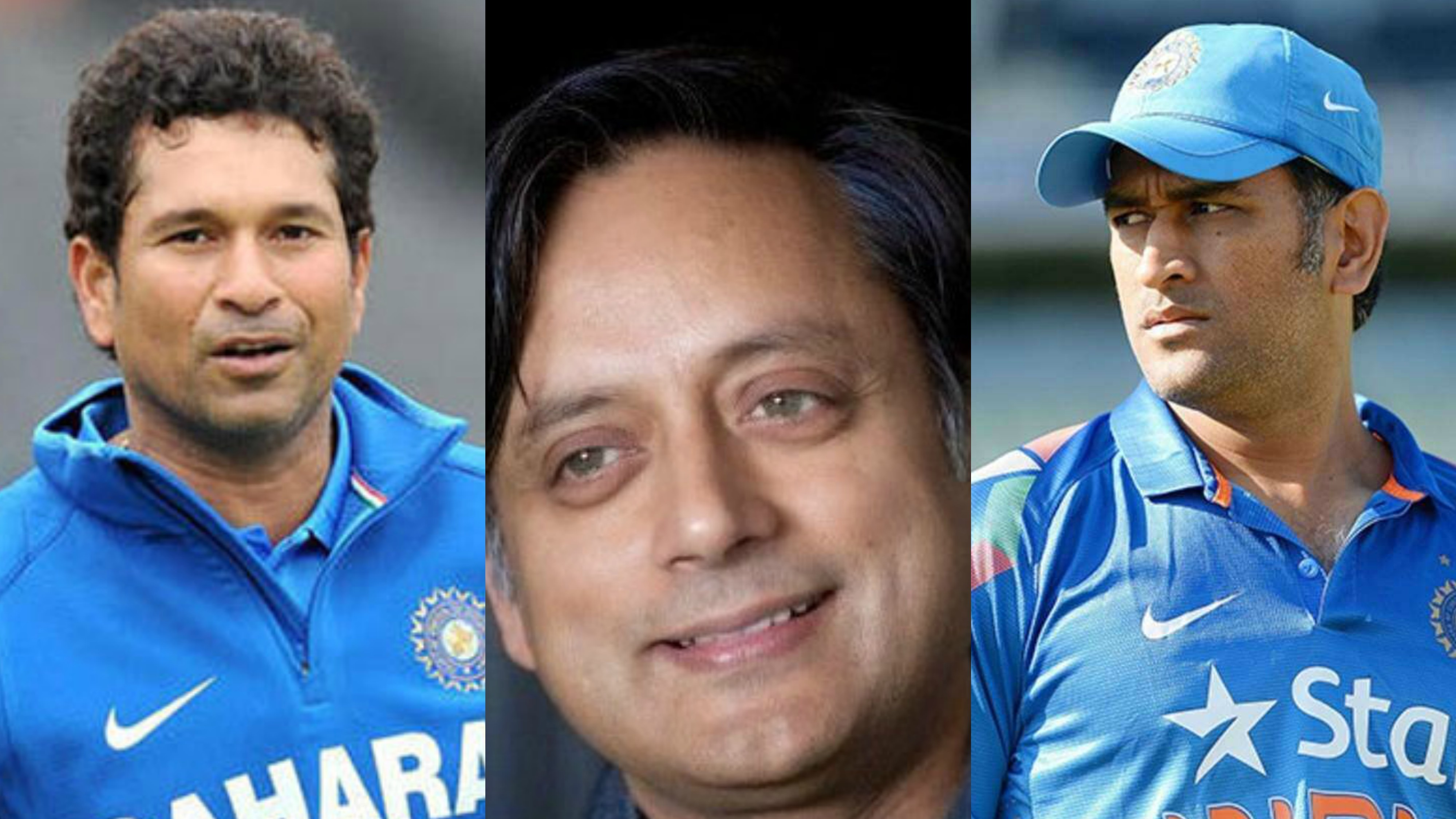Was extremely upset with Dhoni and Tendulkar for not embracing DRS earlier: Shashi Tharoor