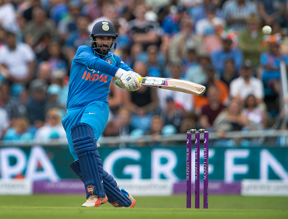 Dinesh Karthik has played 91 ODIs for India | Getty