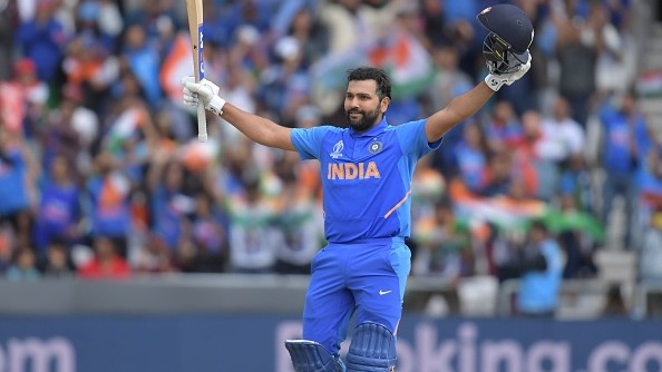 CWC 2019: Rohit Sharma pips David Warner by a run to remain the highest run-getter of this World Cup