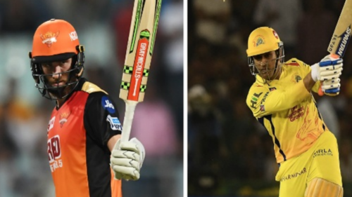 IPL 2018 : Final, CSK vs SRH - Statistical Preview