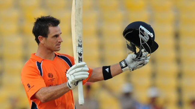 ICC World Cup Qualifiers 2018: Ryan Ten Doeschate seeks World Cup return