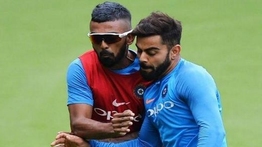 KL Rahul says that Virat Kohli should 'calm down' during his Koffee With Karan appearance