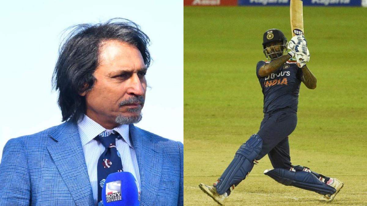 SL v IND 2021: Doesn't seem he's playing his first season for India- Ramiz Raja hails Suryakumar Yadav