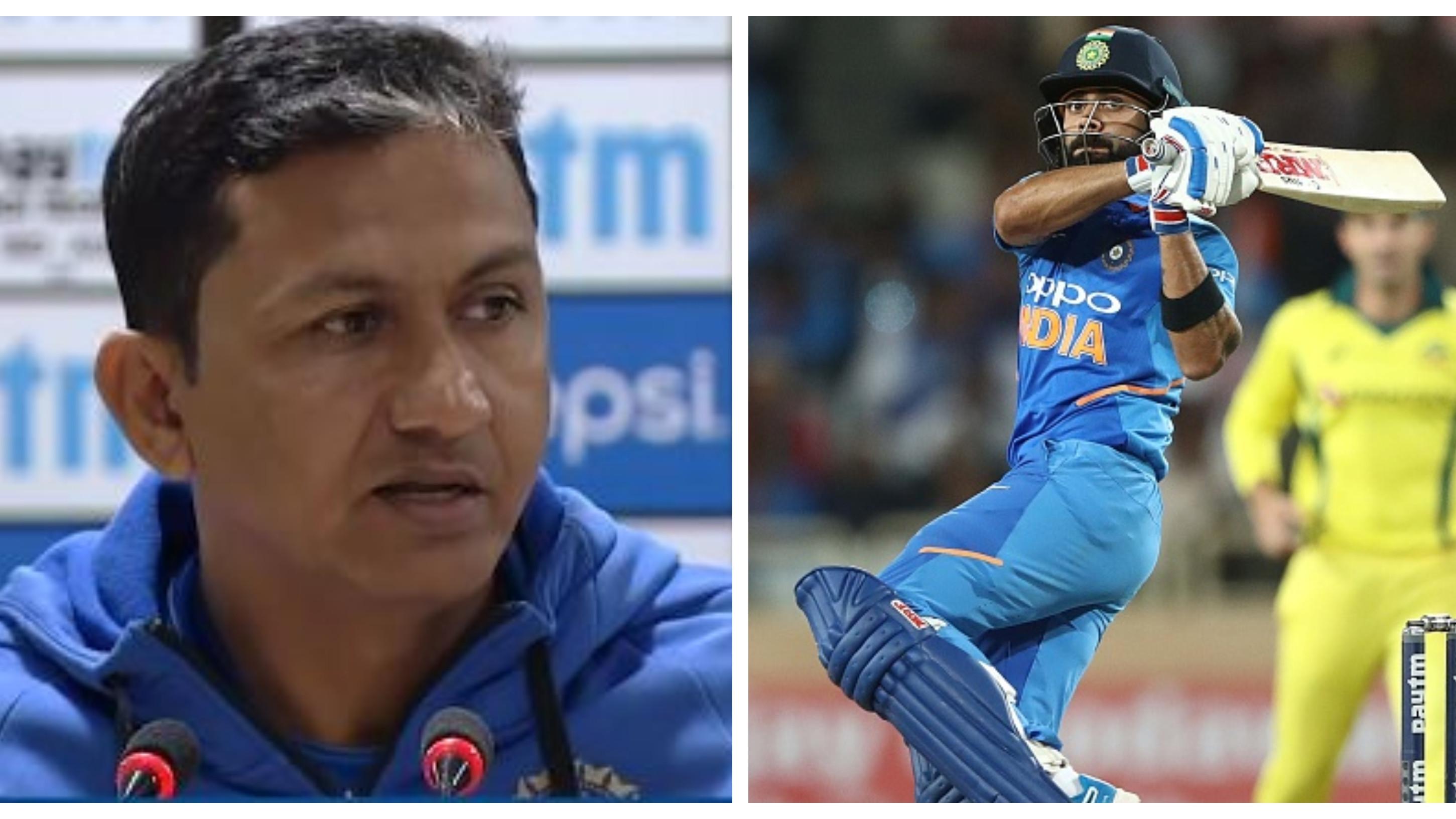 IND v AUS 2019: Sanjay Bangar praises Virat Kohli's quest for excellence