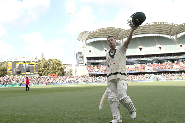 David Warner | Getty