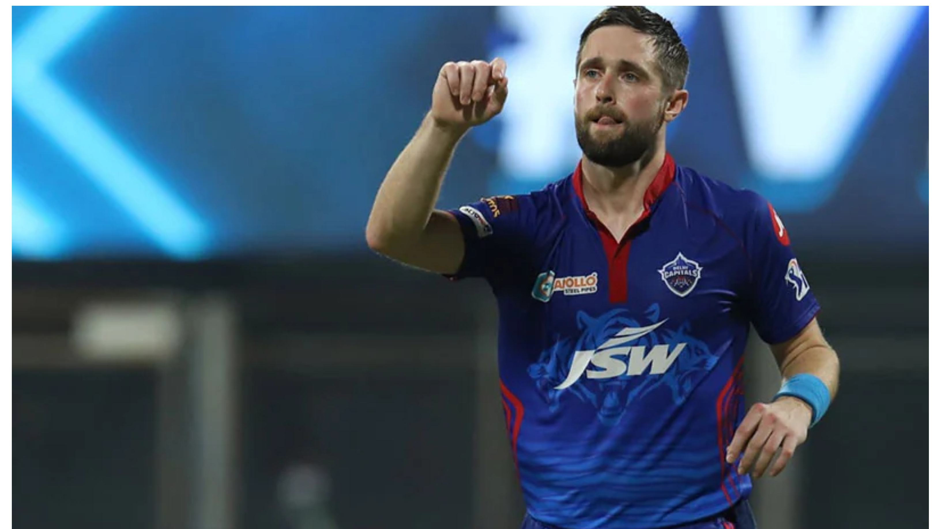IPL 2021: Chris Woakes pulls out of UAE-leg of IPL 14; Delhi Capitals announce his replacement