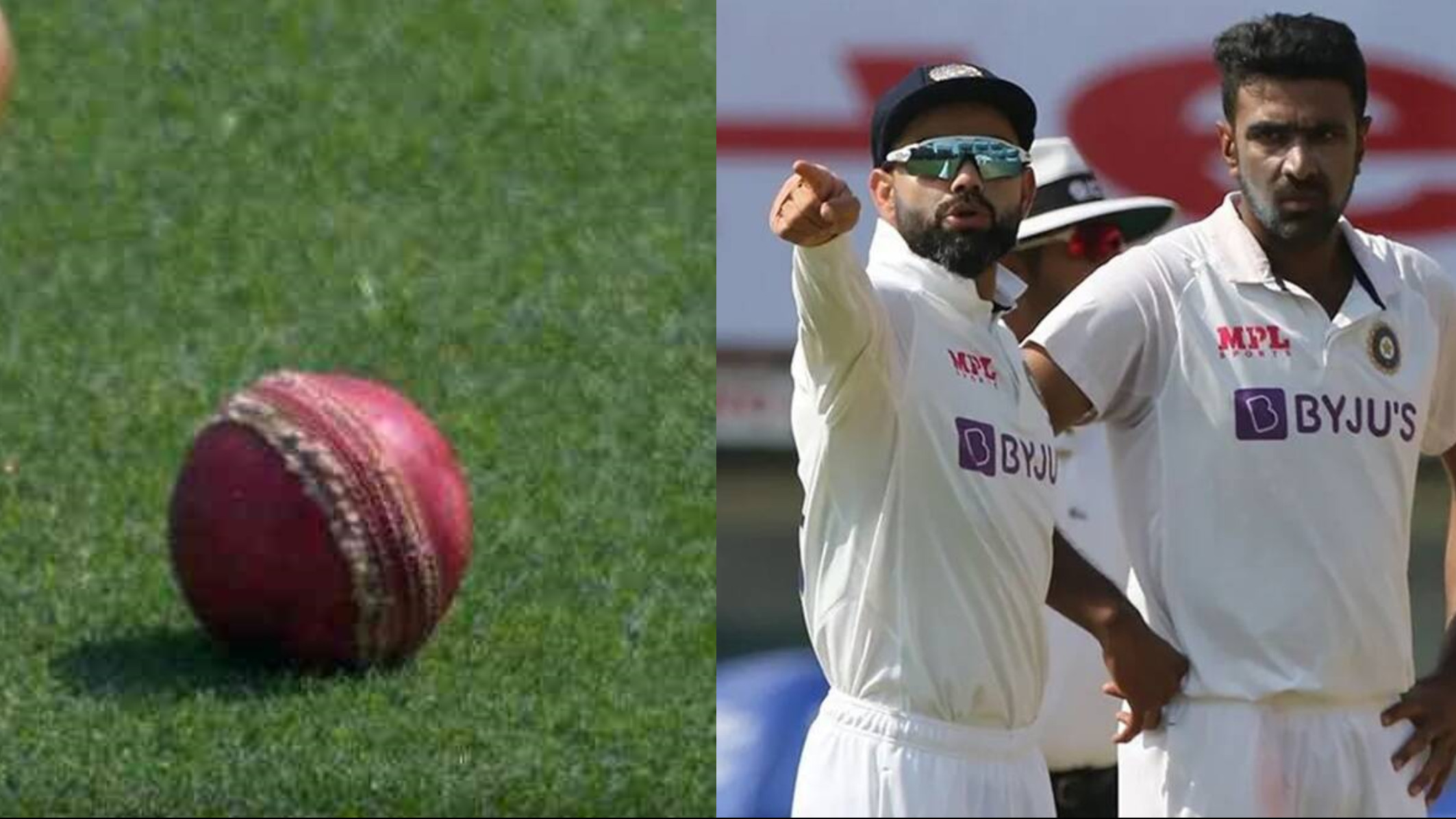 IND v ENG 2021: SG defends newly designed ball after it copes criticism from Kohli and Ashwin