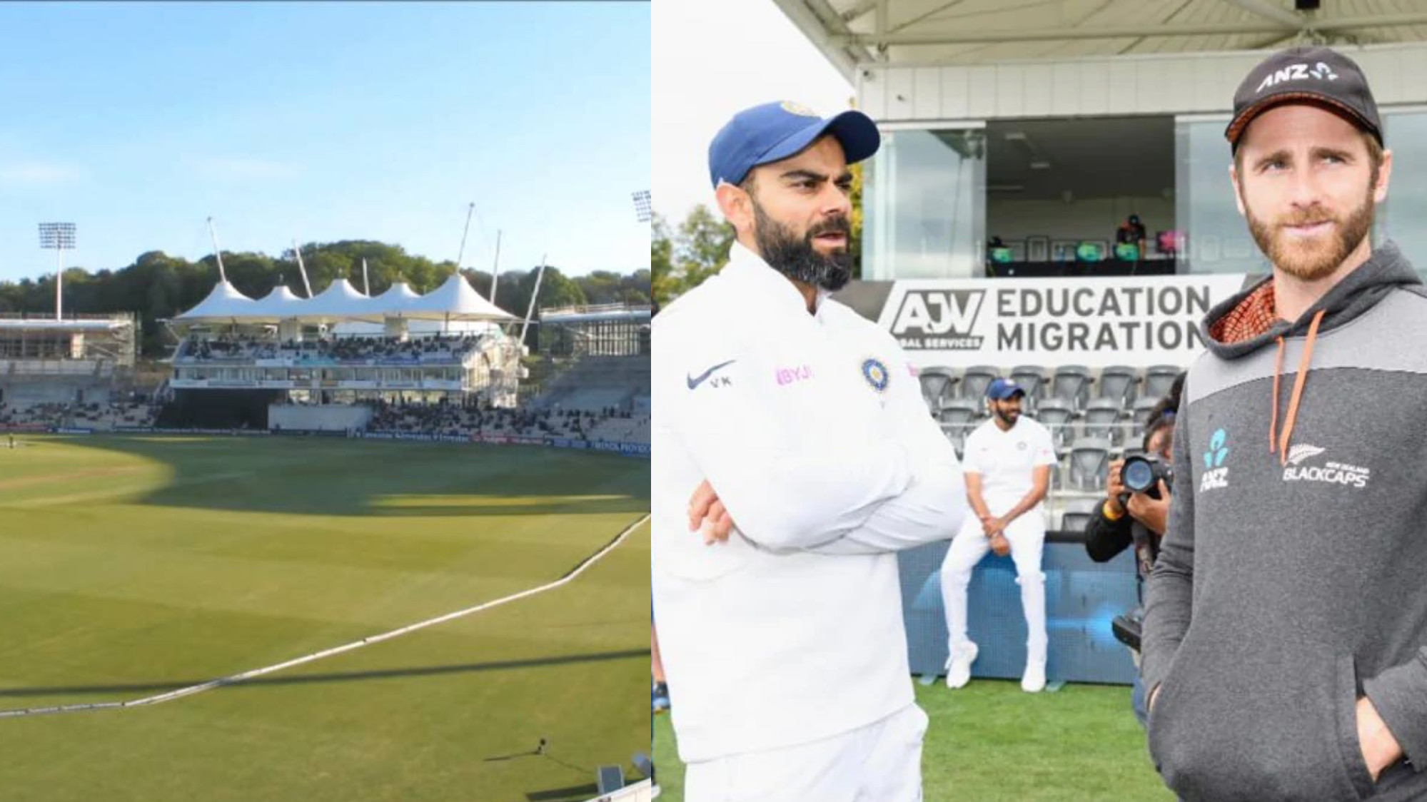 ICC confirms Southampton as the venue for the final of 2021 World Test Championship