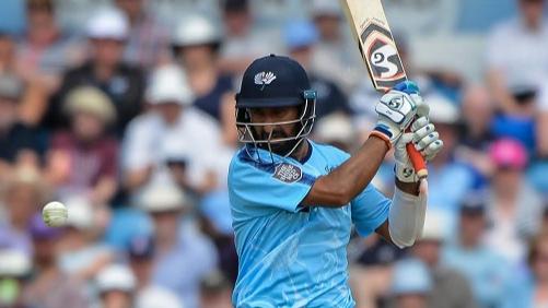 चेतेश्वर पुजारा ने रॉयल लंदन वनडे कप में यॉर्कशायर की जीत में खेली 75 रनो की नाबाद पारी