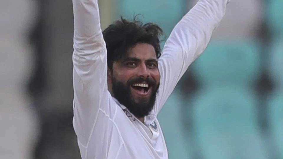 Ravindra Jadeja picked 4/87, including three wickets in an over | Twitter