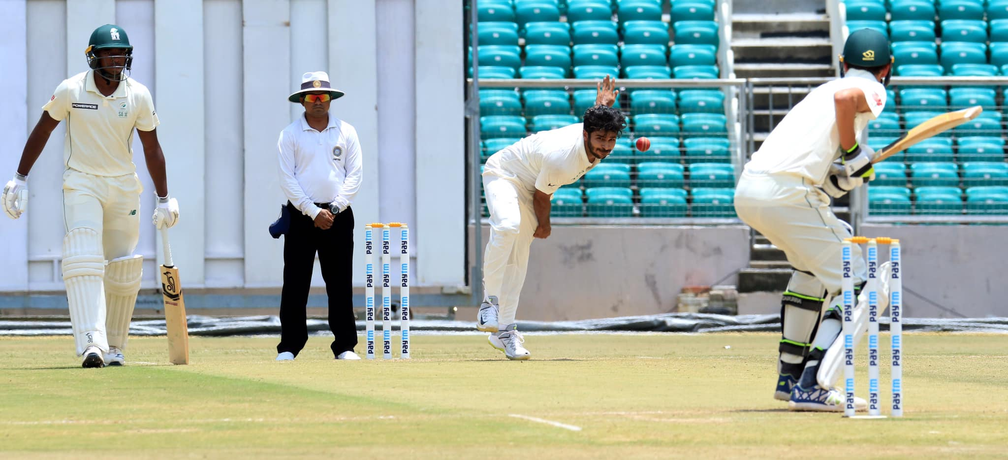 Shardul Thakur picked three wickets for IND-A | KCA
