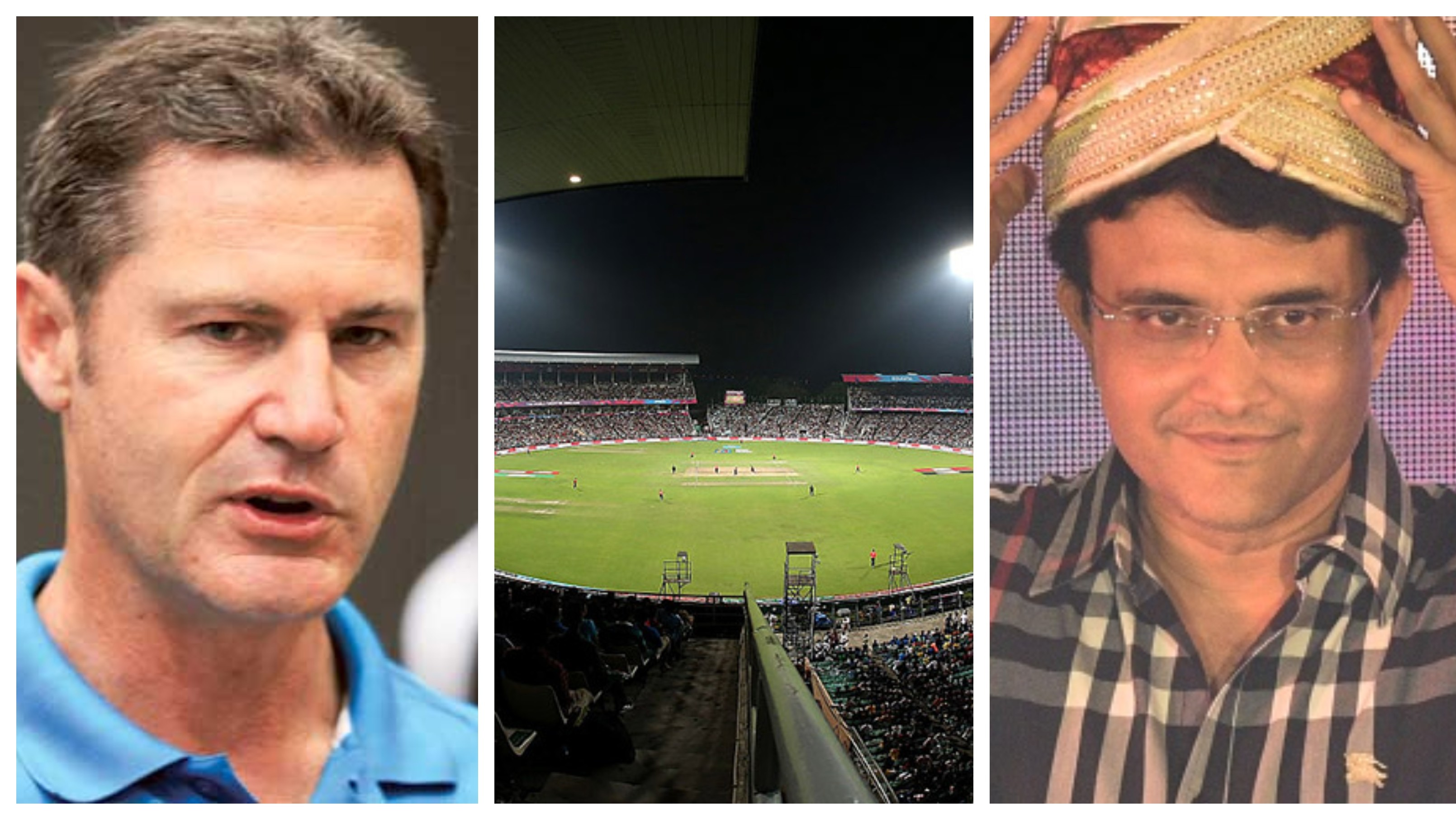 IND v BAN 2019: Simon Taufel backs Sourav Ganguly over call to organise D/N Test in Kolkata