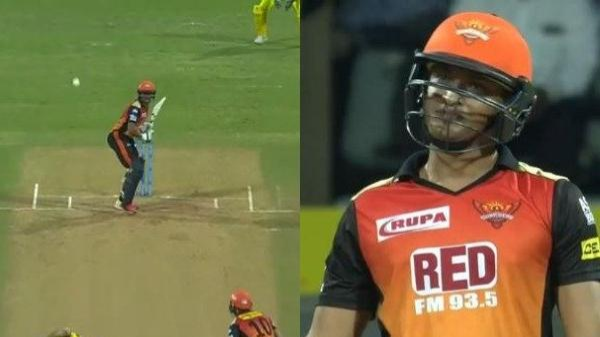 IPL 2018: Watch: Shakib Al Hasan's reaction on a shocking delivery from Deepak Chahar
