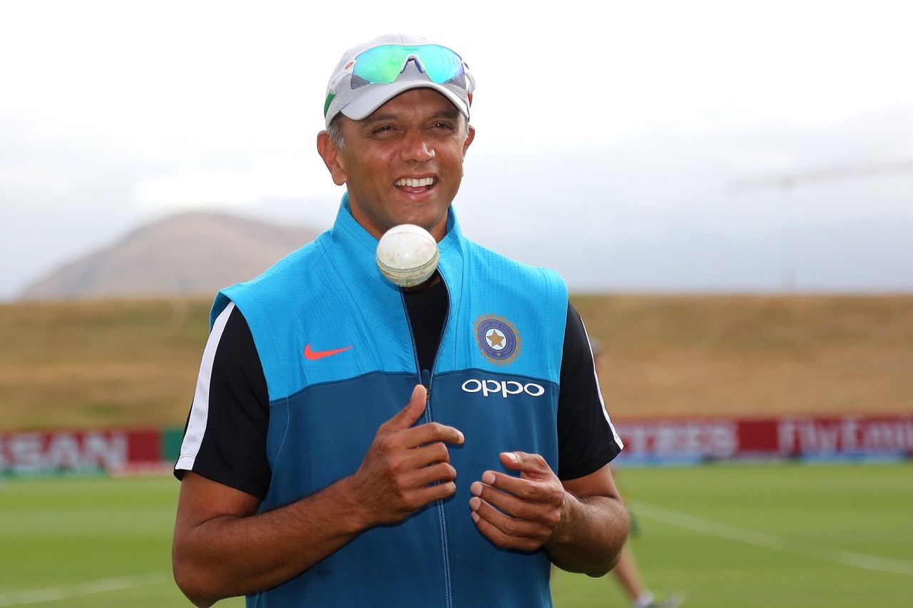 Rahul Dravid excited for his U-19 wards' semi-final clash against Pakistan