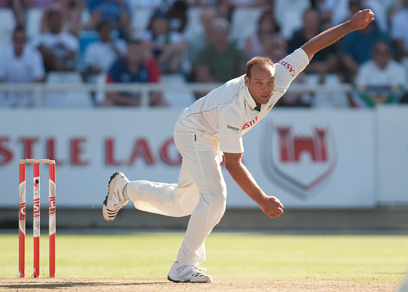 Did Kallis bowl enough to be considered an all-rounder?   Getty