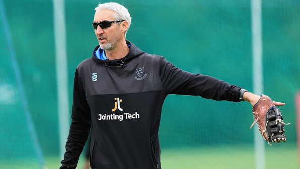 Jason Gillespie's contract as Sussex head coach extended till the end of 2022 season