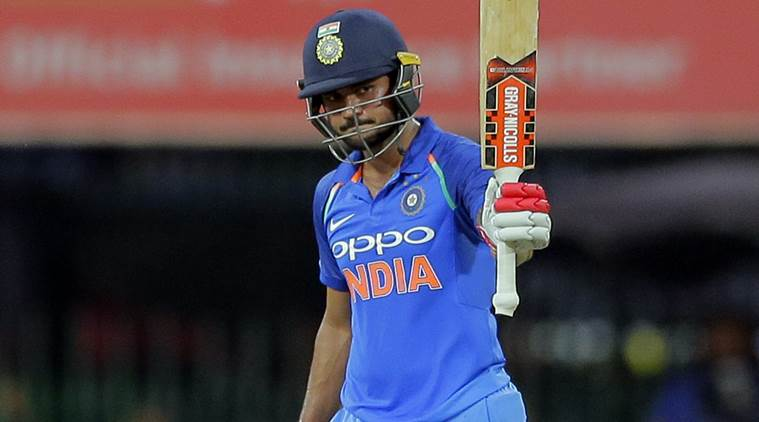 Manish Pandey scored 117* | Getty
