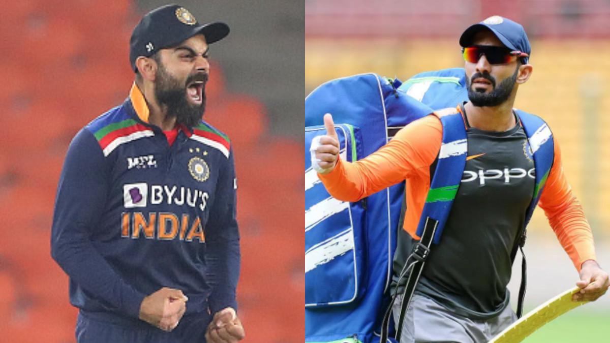 IND v ENG 2021: Virat Kohli's competitive nature rubs off on his teammates- Dinesh Karthik