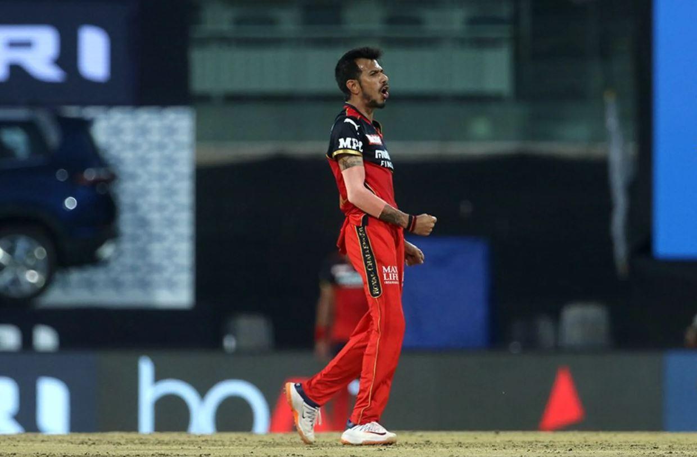 Yuzvendra Chahal and AB de Villiers | BCCI/IPL